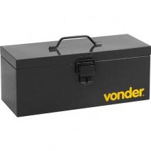 Caixa metálica para ferramentas com bandeja 40 cm VONDER