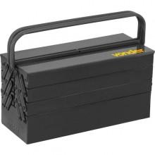 Caixa metálica para ferramentas com 7 gavetas 50 cm x 20 cm x 26 cm VONDER