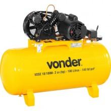 Compressor de ar VDSE 10/100M Monofásico, 127 V~/220 V~ - VONDER