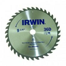 DISCO COM WÍDEA 235 MM IRWIN 36 DENTES - REF: 1863654