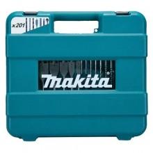 Kit Brocas e Bits Makita D-47260 - 201 peças
