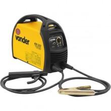 Retificador/inversor para solda elétrica 127 V~/220 V~ RIV 222 VONDER