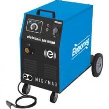 Maquina de Solda Eletromeg Eletronic 260 Mono - MIG/MAG