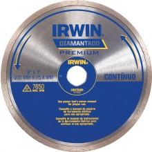 Disco Diamantado Irwin Porcelanato 200 mm - Ref: 45238