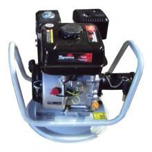 MotoVibrador Toyama 5,5 HP de 4 Tempos com Base Giratória
