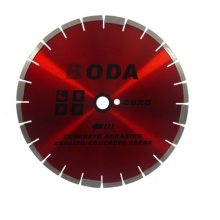 """Disco Diamantado Boda Ouro - 350 mm / 14"""""""