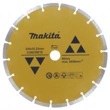 Disco Diamantado Makita - Linha Econômica - para Concreto