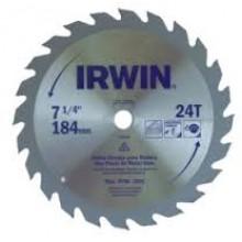 Disco com Wídea 184 mm Irwin 24 Dentes - Ref: 1863653