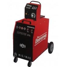 Maquina de Solda Eletromeg Suprema 370e MIG/MAG - Trifásica