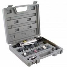 Kit Retífica Pneumática EDA 1/4 Com Maleta